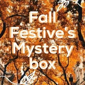 Fall Mystery Bundle Box